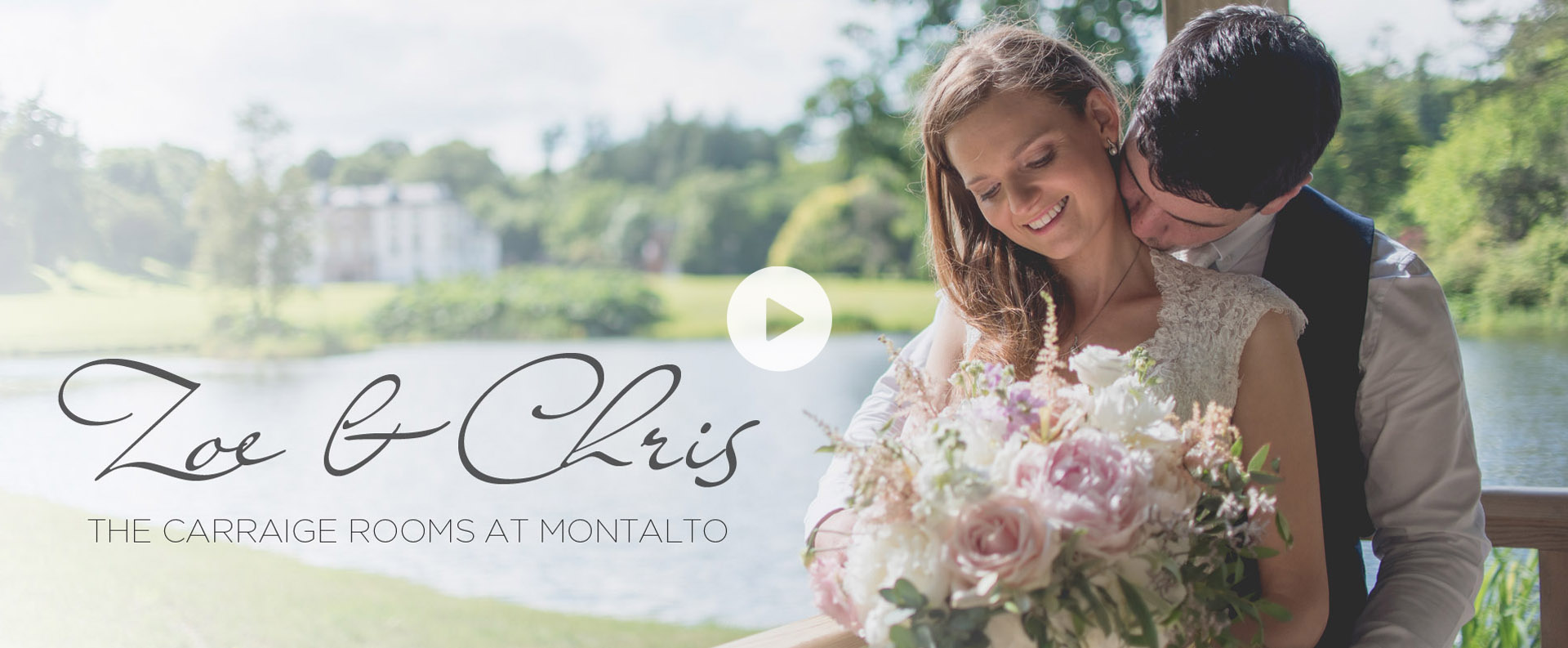 Zoe & Chris - The Carriage Rooms at Montalto wedding video